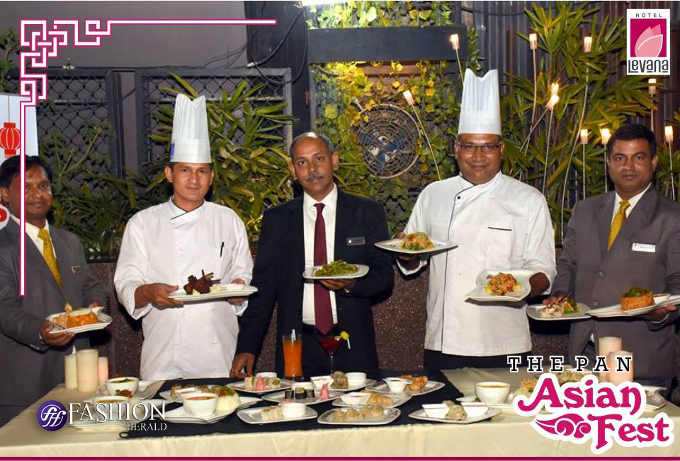 Fashion Herald presented The Pan Asian Food Fest at Hotel Levana