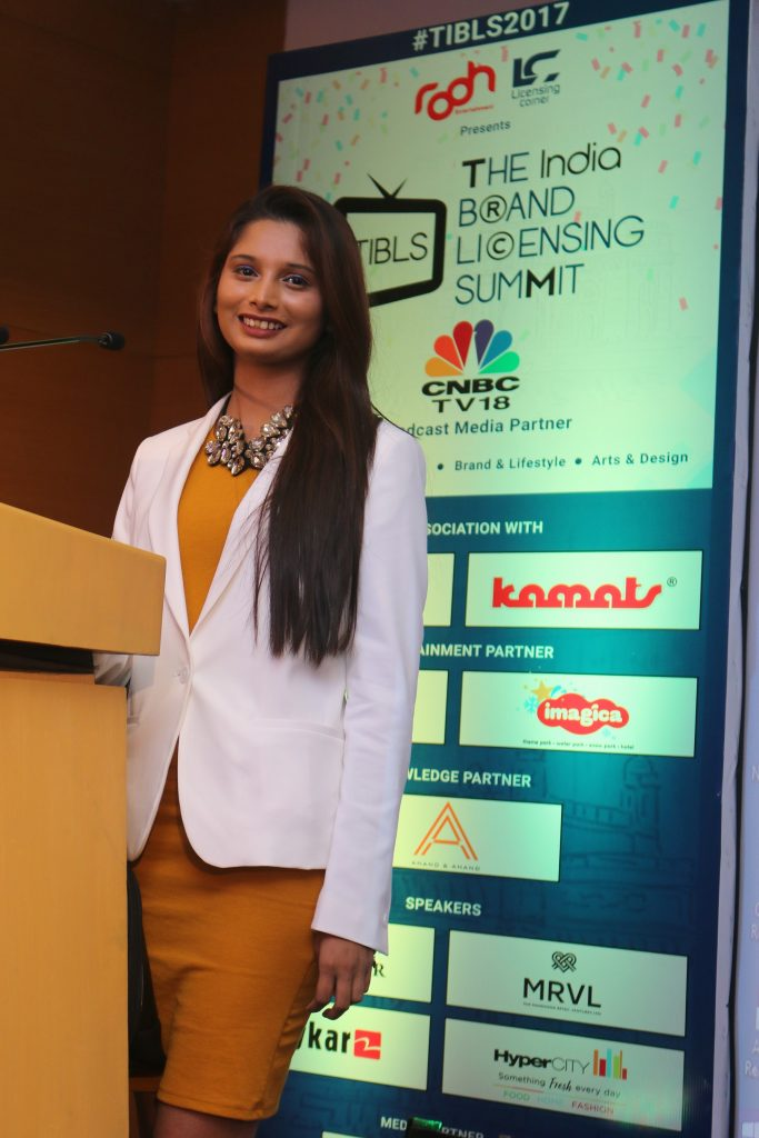 Ms. Rutika Malviya-, Founder CEO & Editor in chief of Rooh Ent, ADD, Licensing Corner