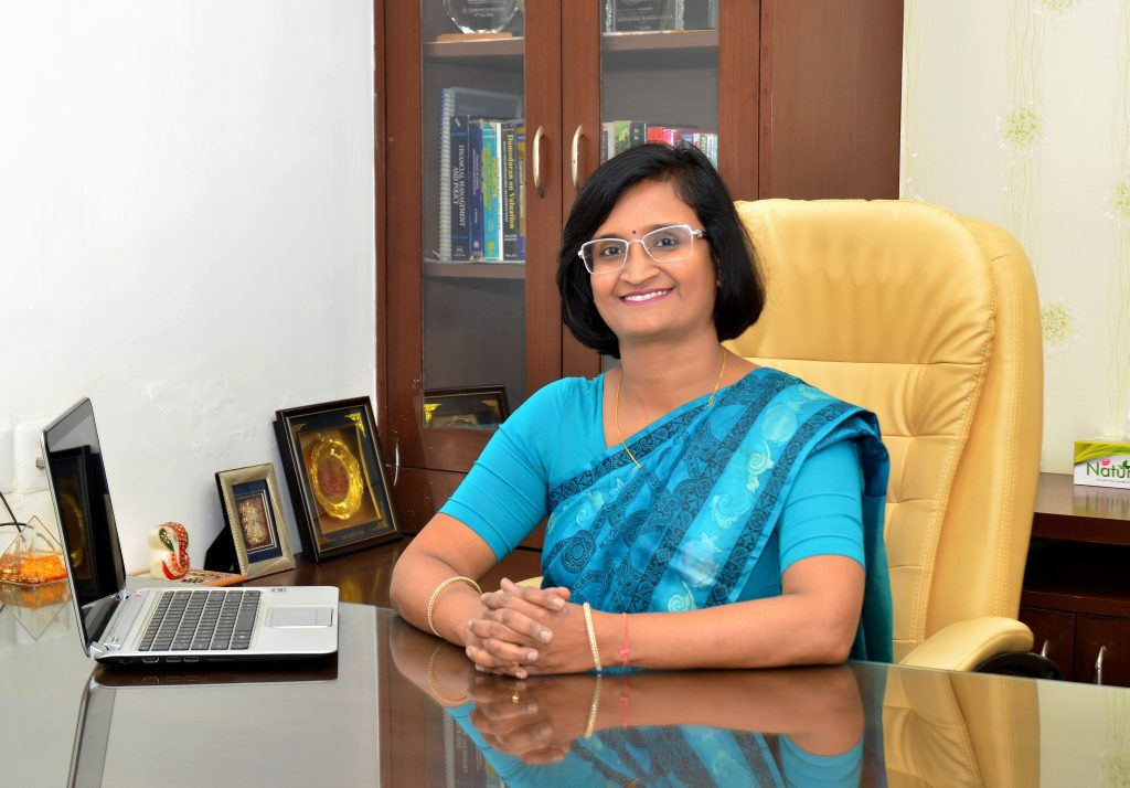 Ms. Sunita Maheshwari, Co- Founder, StartUp Arena