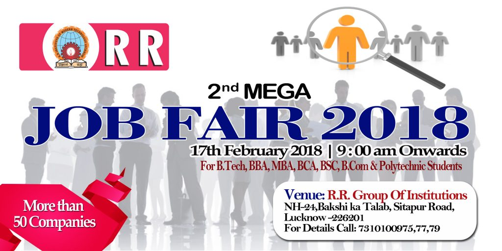 job fair lucknow