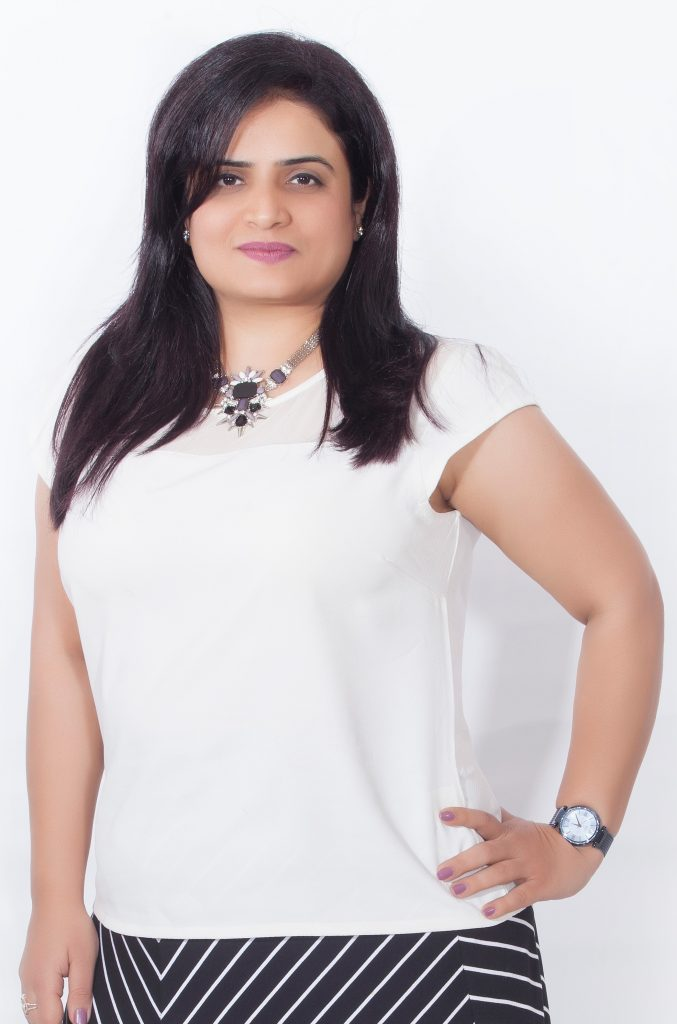 Ms. Vrutika Dawda, Director, IdeateLabs