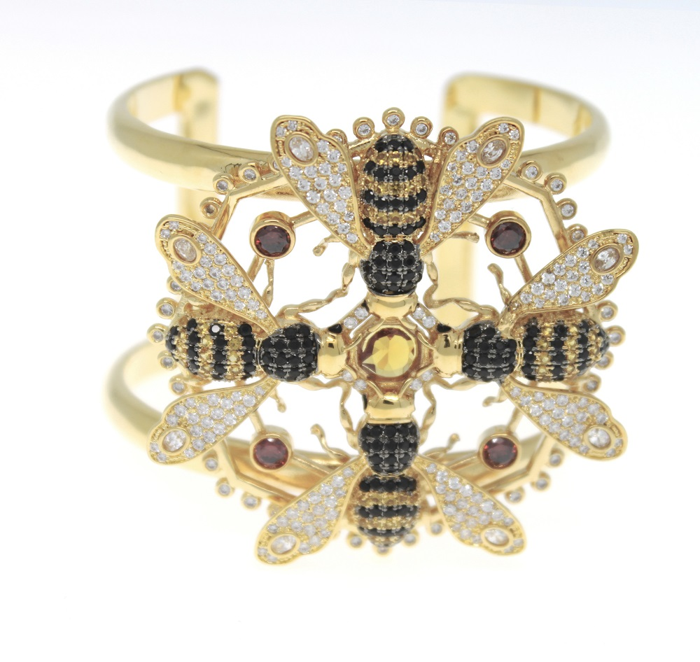 The Bohemian - Bees's Cuff_low res