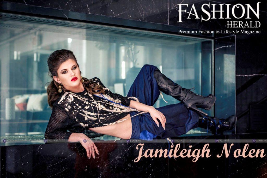 Model Jamileigh Nolen
